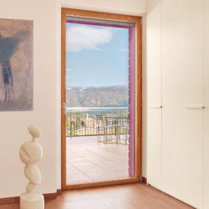 Finestre e porte-finestre in legno-PVC