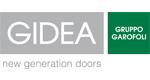 GIDEA porte moderne e giovani con materiali alternativi